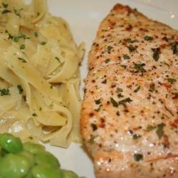 Filetti di salmone al forno @ allrecipes.it