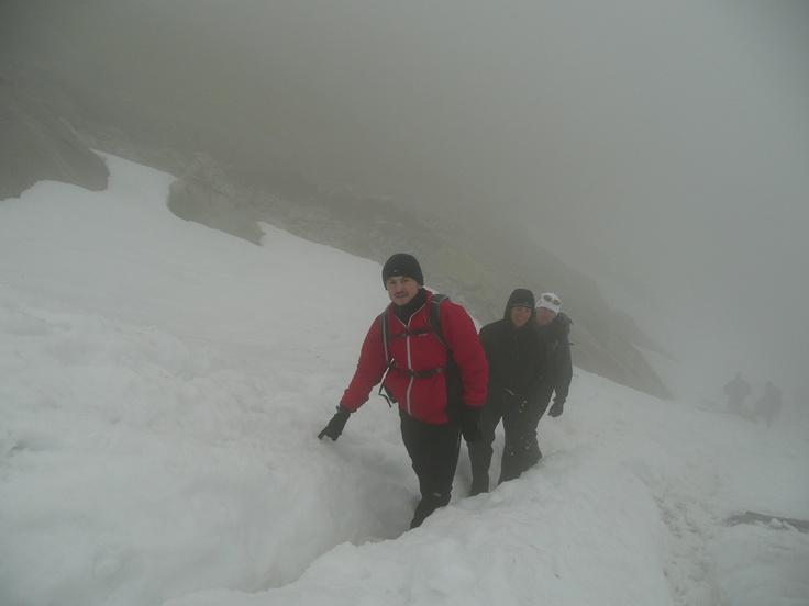 Vysoké Tatry - výstup na Rysy