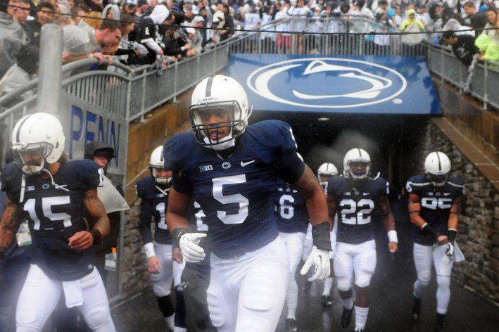 PENN STATE – FOOTBALL 2014 – Nyeem Wartman Penn State Football, Black Shoe Diaries.