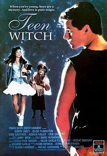 Teen Witch(1989)/ GRSub:http://tainiomania.ucoz.com/load/fantas_a/teen_witch_1989/14-1-0-5685 / #USAMovie/ Metro-Goldwyn-Mayer, TransWorldEntertainment/ Director:Dorian Walker, Writers:Robin Menken, Vernon Zimmerman/ #TeenFantasyRomanticComedy/ 94min/ #Trailer: https://www.youtube.com/watch?v=IN9Kq4Hr3MU /✔