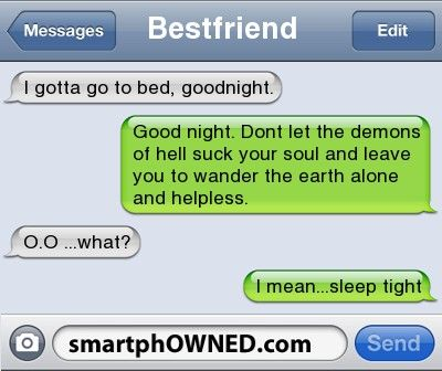 Page 252 - Autocorrect Fails and Funny Text Messages - SmartphOWNED