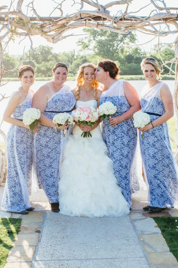 Finest Country Nautical Wedding With Rustic Bridesmaid Dresses