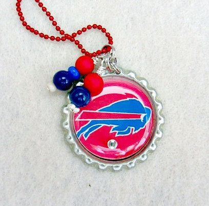 Check out this item in my Etsy shop https://www.etsy.com/listing/162534420/buffalo-bills-football-necklacebuffalo