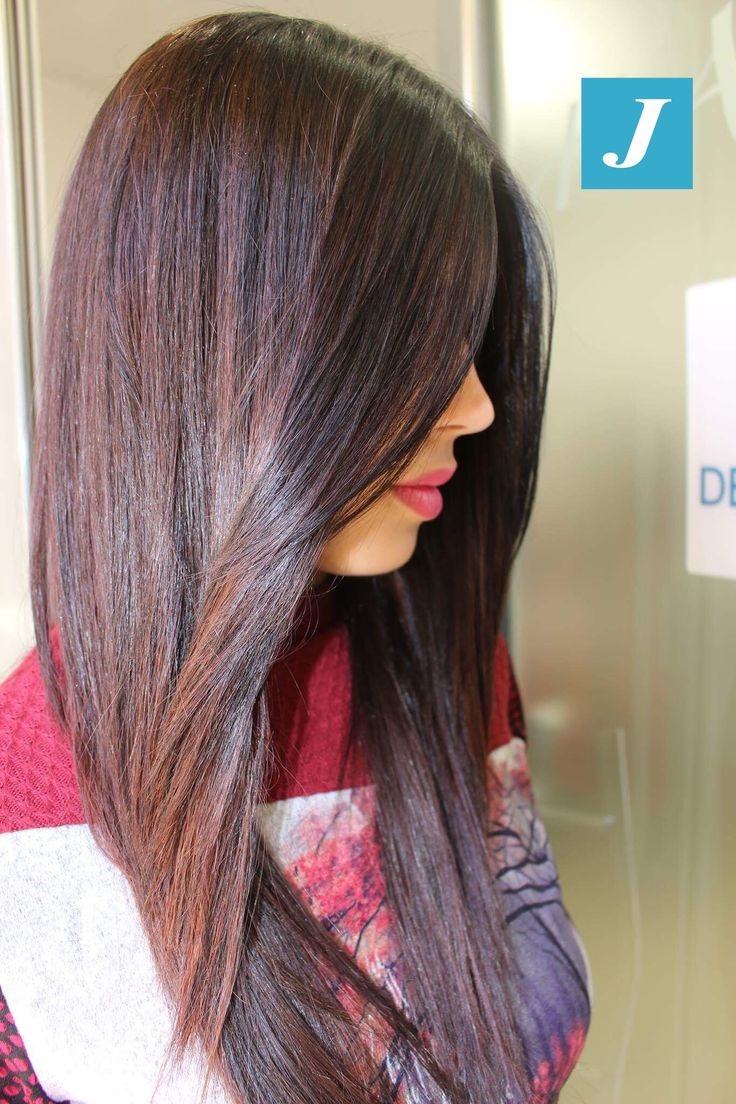 Degradé Joelle Chocolate #cdj #degradejoelle #tagliopuntearia #degradé #igers #musthave #hair #hairstyle #haircolour #longhair #ootd #hairfashion #madeinitaly #wellastudionyc