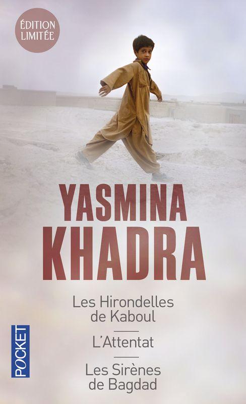 """Yasmina KHADRA, """"Les Hirondelles de Kaboul"""", L'Attentat"""" et """"Les Sirènes de Bagdad"""" réunis en un seul volume #Collector"""