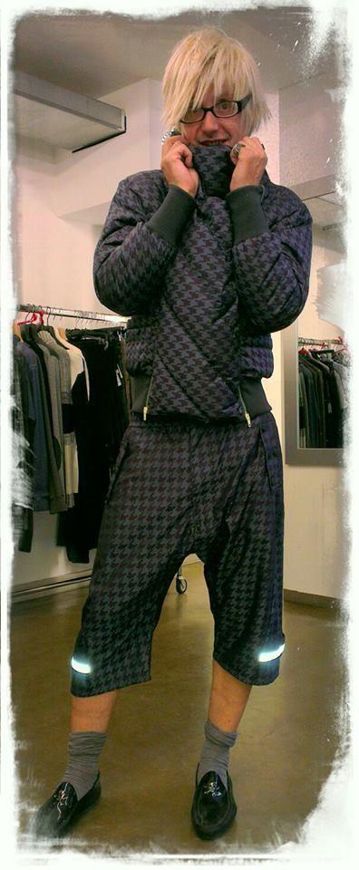 Fashion Boy Mike bei Luxefashion.de Fashion Boy Mike bei Luxefashion.de #male #men #fashion #designer #westwood #model