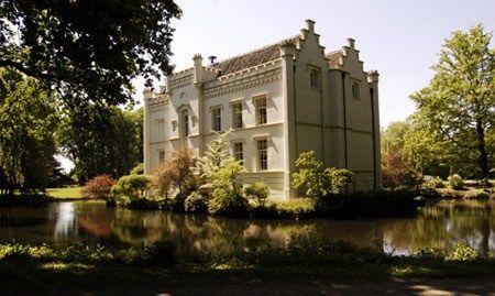 Huize Scherpenzeel - Top Trouwlocaties - Scherpenzeel, Gelderland #trouwlocatie #trouwen #feestlocatie