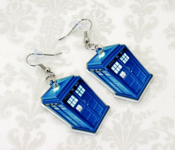 For your Dr-Who-lovers