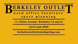 berkeley outlet
