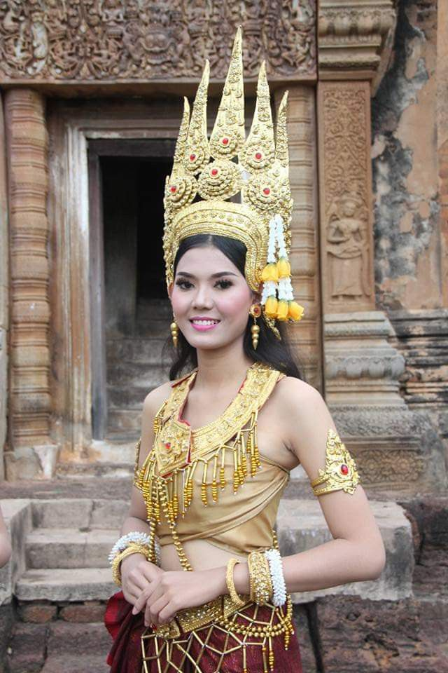 🇹🇭Thais traditional clothing during Ayutthaya period