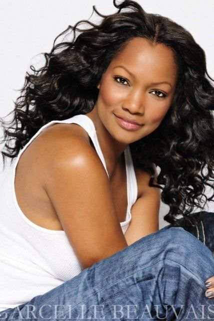 ... the lovely and talented Garcelle Beauvais