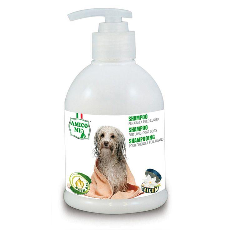 MA-FRA Shampoo per cani a pelo lungo 250ml pulizia detergente manto LAM009
