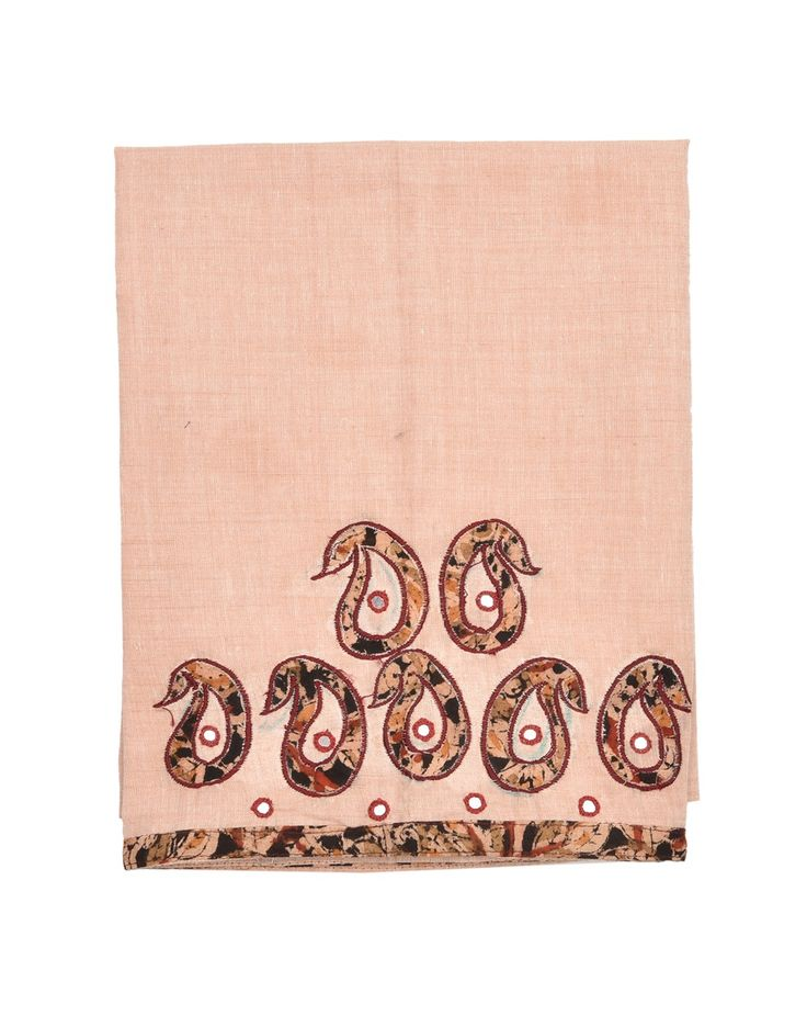Mangalagiri Blouse material is Designed using Kalamkari fabric patching with applique work of Mangoes motives using Kalamkari Fabric & Highlighted with hand Embroidery mirrors  Code: MCBP 15 Price: 200/- ( bulk buyers / wholesale / boutiques / Retail shops for trade inquiries please contact our whatsapp no 8801302000)