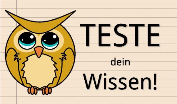 Teszt: Kérdések ~ NÉMET nyelvtan - Chance nyelvtanuló portál