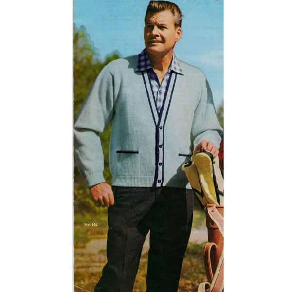 250 best Knitted Mens Patterns, Vintage images on Pinterest | Knit ...