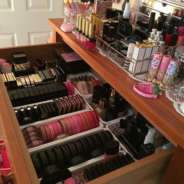 Makeup Storage Ideas makeup (Storage Ideas) ideas makeup