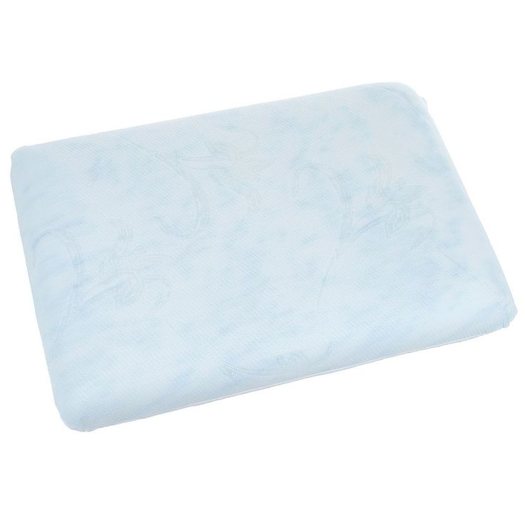 Portsmouth Home Memory Foam Classic Pillow, White