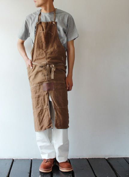 love this for an apron for baking