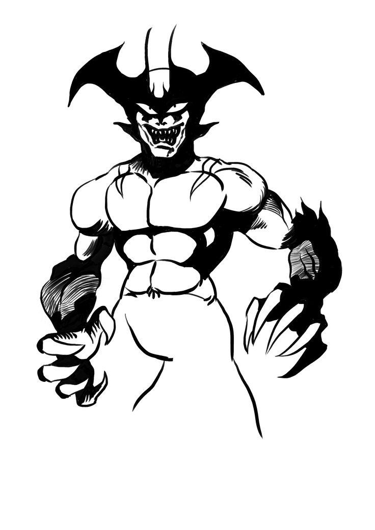 #Devilman. Mille anni fa =)