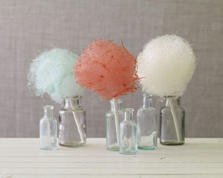 DIY: Homemade Cotton Candy Recipe