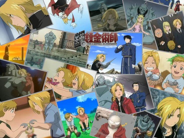 Fullmetal Alchemist Edward Elric Read Full Metal Alchemist Manga Online | Discuss FMA on MangaGrounds