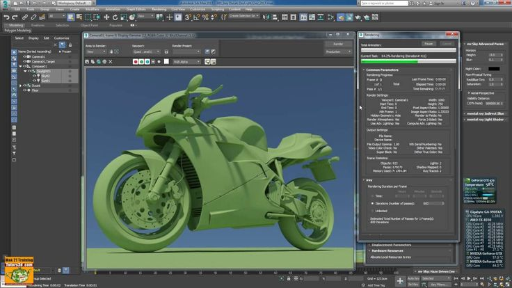 001 3ds max 2017 ART Rendering Compatibilità