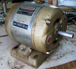 You have an electric motor designed to run on alternating current, but it does not run. What can you do yourself? This Instructable concerns a triage procedure for...