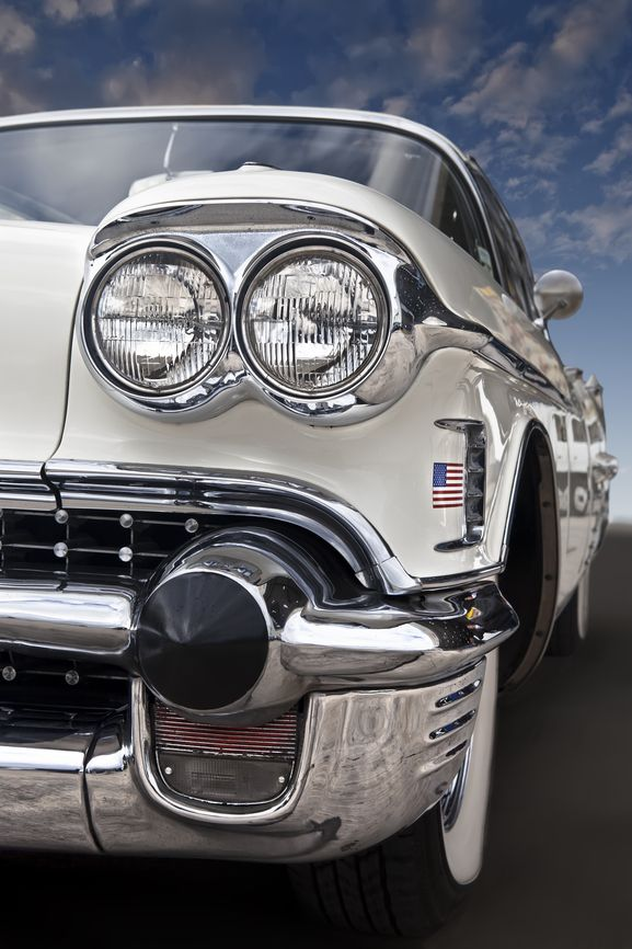 50s #ClassicCars are the best #coolcars QuirkyRides.com