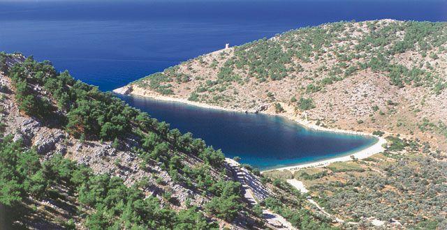 Natur på Kreta