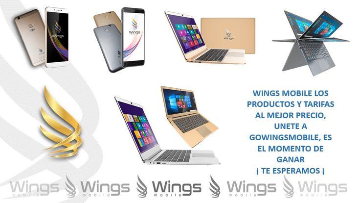 Moviles, Ordenadores de alta Gama, con servicios propios y exclusivos de Wings Mobile.  Móviles Antihacker. Los primeros teléfonos Híbridos en el mercado. Entra en nuestra tienda y adquiere el que más te guste: http://wingsmobile.net/site/productos-wings/