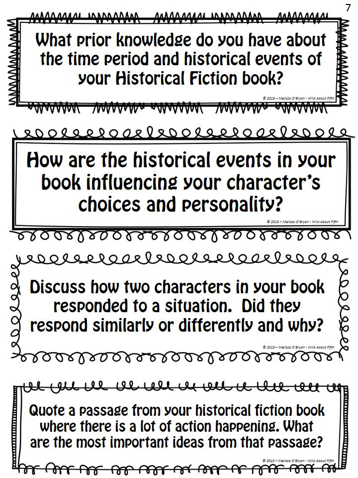 Workshop Wednesday Blog Post - Historical Fiction Book Clubs and Exit Slips during Reader's Workshop - Wild About Fifth Grade