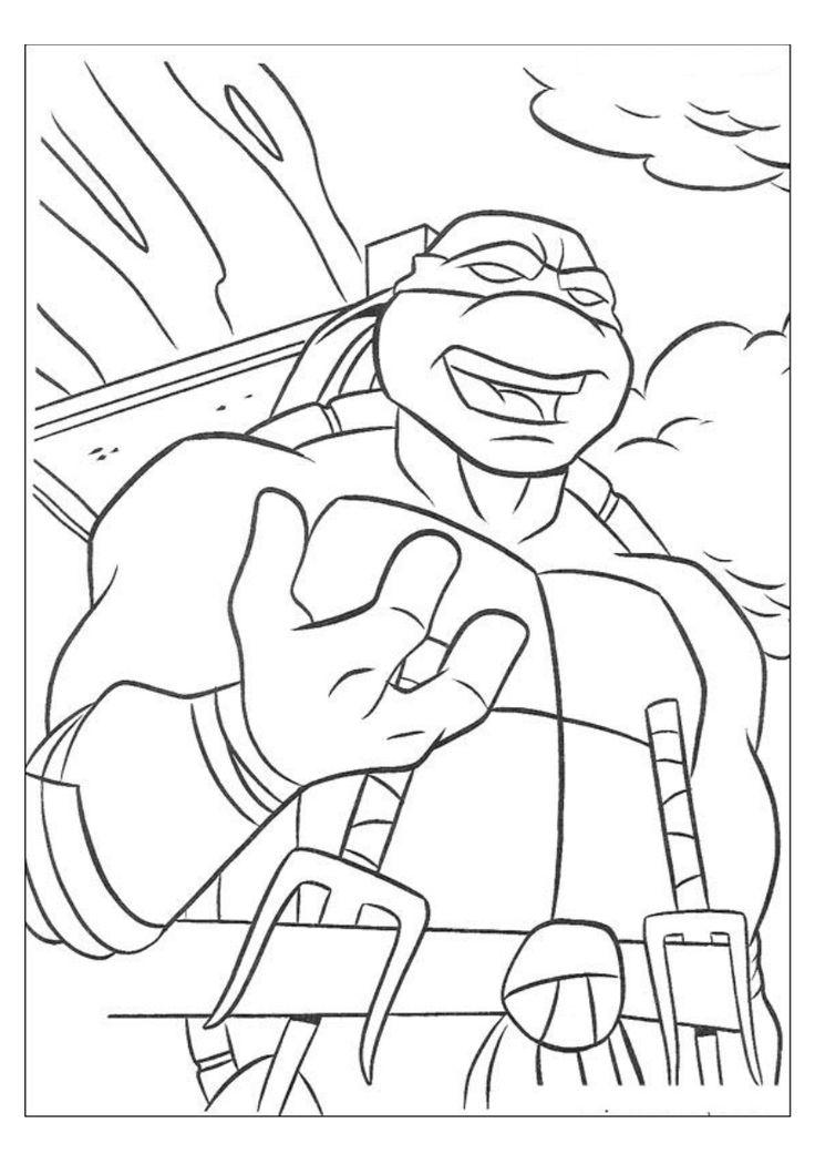 Želvy Ninja-8