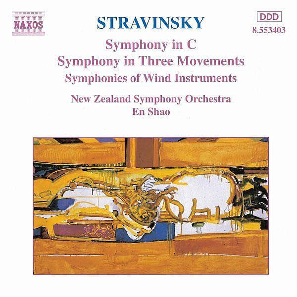 Symphony in C / Symphony in Three Movements - En Shao - Naxos