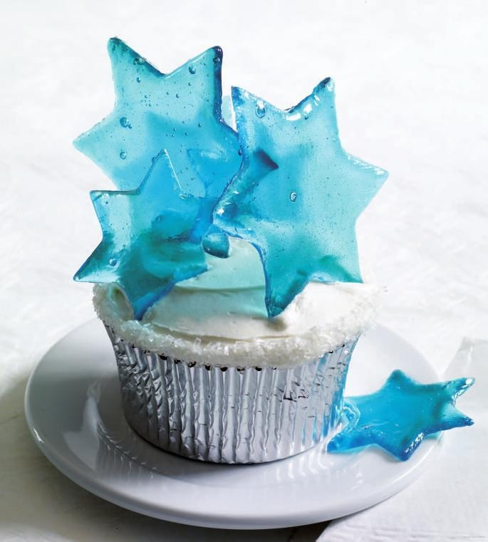 To make this Hanukkah? From the 'What's New Cupcake?' book!