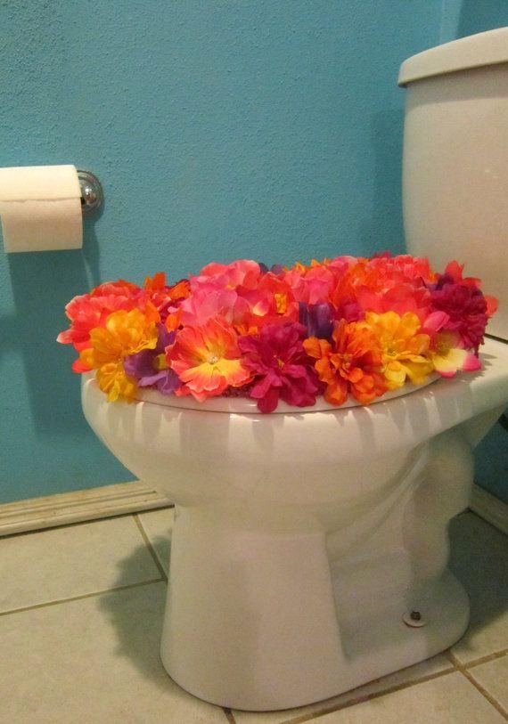 gold foil toilet seat. Floral Toilet Seat Cover 16 best CHURCH BATHROOMS images on Pinterest  Laundry Toilets