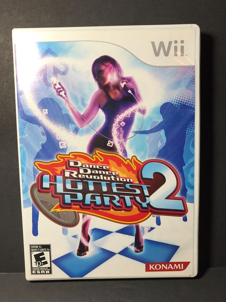 Wii Dance Dance Revolution Hottest Party 2  | Video Games & Consoles, Video Games | eBay!