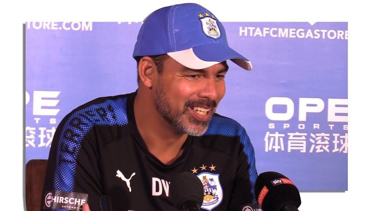cool David Wagner Pre-Match Press Conference - Huddersfield v Newcastle - Expects 'Premier League Support