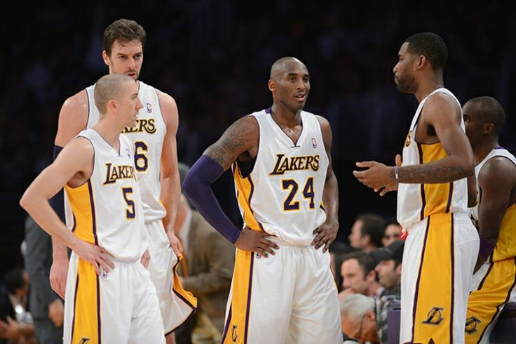Raptors Vs Lakers Pinterest: 30 Best NBA: Los Angeles Lakers Images On Pinterest