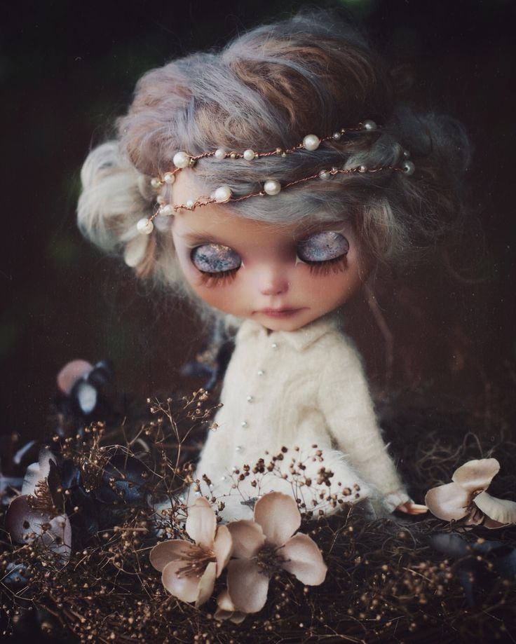 The Royal Nestmaker G.Baby Blythe doll