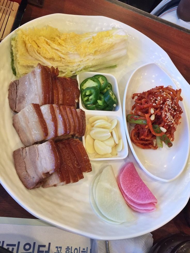Jong Ro Shul Lung Tang – Garden Grove, CA, United States. The bo ssam here was a…