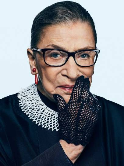 Ruth Bader Ginsburg: The World's 100 Most Influential People - Halloween costume