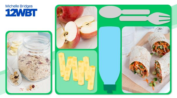 Racking your brain for healthy lunchbox ideas for the kids? Don't worry, the team at 12WBT are back-to-school EXPERTS, and have you covered! Xx.