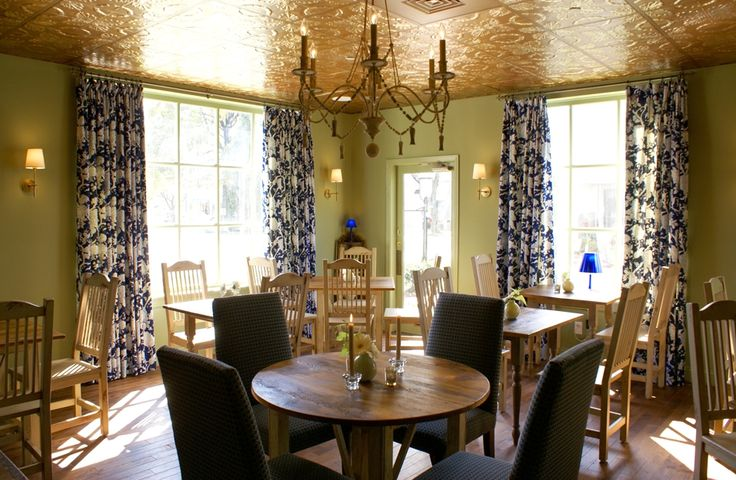 A Taste of Britain interior