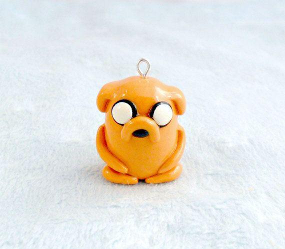 Jake Chibi (Adventure Time) Charm :D