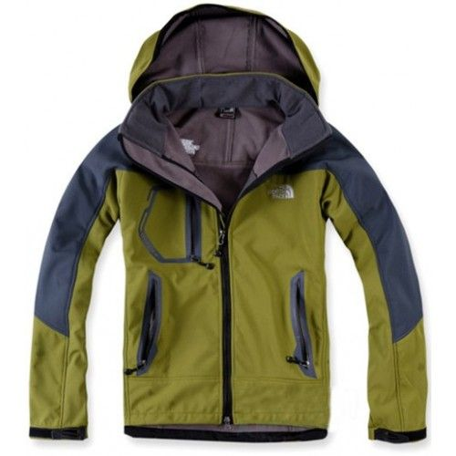 Discounts 2014 Mens The North Face Windstopper Green Outlet