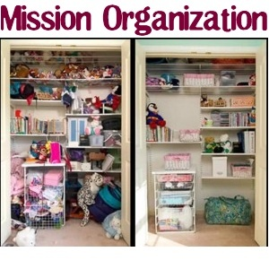 52 weeks to a organized house: Child Closet, Organizations Ideas, Closets, Closet Makeovers, Organizecloset Kidscloset, Closet Clutter, Clutter Closet, Organizations Closet, Awesome Closet