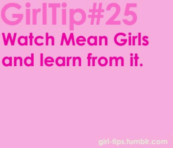 Girls Advice Quote: 40 Best Images About Girl Facts And Tips On Pinterest