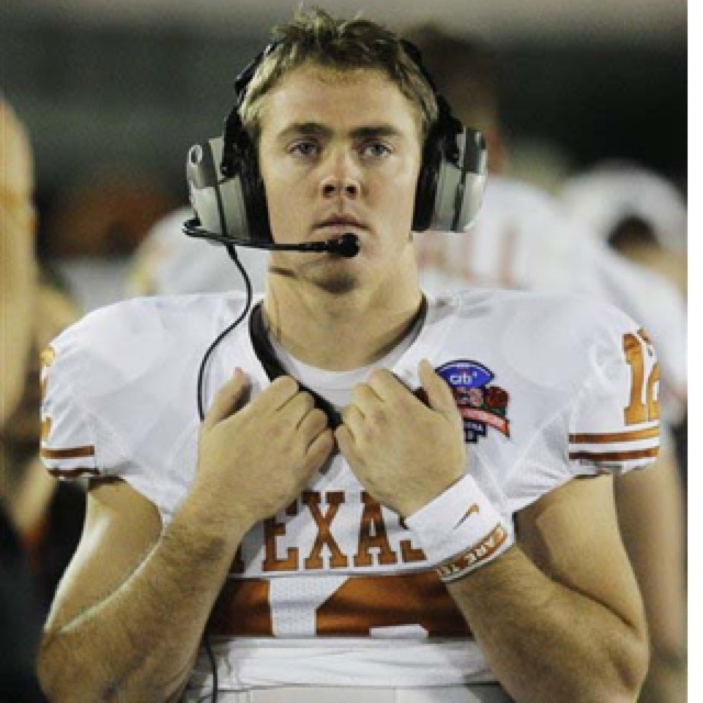 Colt McCoy!: Coltmccoy, Colts Mccoy 3, Favorite Things, Bleeding Burnt, Good Girls, 12 Colts, Beautiful People, Favorite People, Cases Mccoy