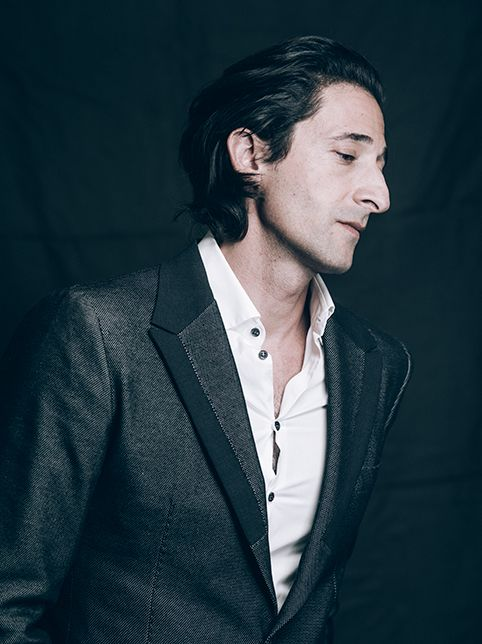 292 best images about ... Predator Adrien Brody Fanfiction