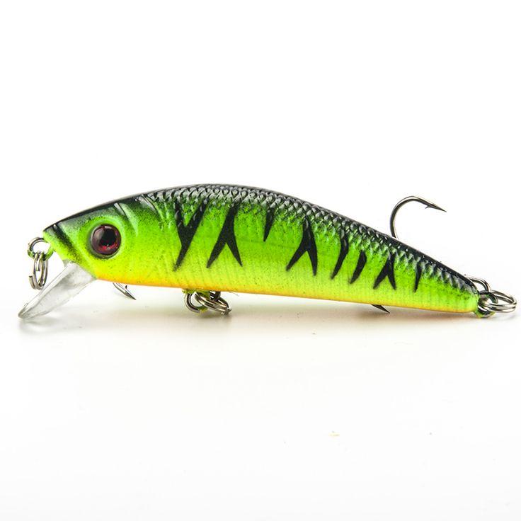 8g 7cm 1pcs Minnow Lure Sea Fishing Tackle Fishing Kit Hard Bait Jig Wobbler Plastic Lure Fishery Feeder Fishing Lure  Price: 1.07 USD